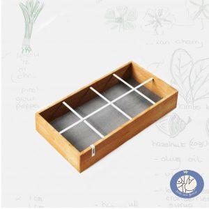 Product kleine moestuinbak MM original voor webshop Birds and Berries