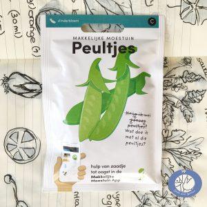 Product afbeelding los zakje peultjes uit klimrek serie voor website Birds and Berries België