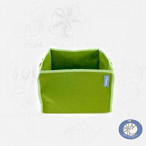 Product kleine moestuinzak MM Planty groen voor webshop Birds and Berries