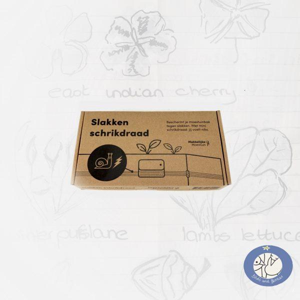 Productafbeelding slakkenschrikdraad voor webshop Birds and Berries
