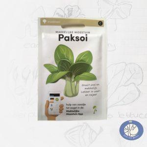 Product afbeelding los zakje Paksoi zaden Makkelijke Moestuin voor website Birds and Berries België